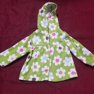 Girls Carter's Fleece Jacket